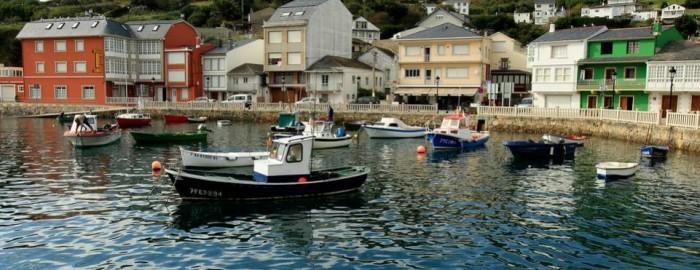 O Barqueiro, de los pueblos gallegos con mayor encanto
