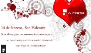 San Valentin-día de los enamorados