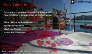 San Valentín – 14 y 15 de febrero